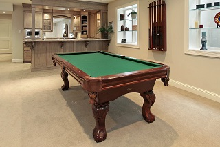 Exceptionnel Pool Table Dimensions Content