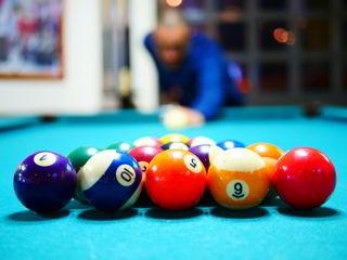 Jacksonville pool table setup content