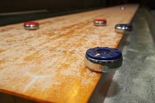 SOLO® Shuffleboard Movers Jacksonville, Florida.