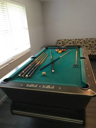 Pool Tables For Sale Jacksonville SOLO Sell A Pool Table - Abia pool table movers