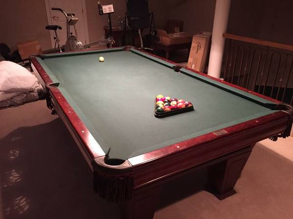 Pool Tables For Sale Jacksonville SOLO Sell A Pool Table - Brunswick brentwood pool table