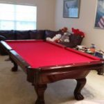 8 ft Westwood Pool Table(SOLD)