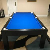 Full Size Pool Table(SOLD)