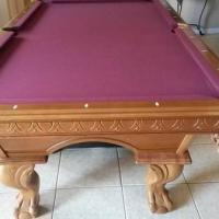 Leisure Bay Pool Table Claw Legs