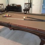 Pool Table - 8ft Brunswick