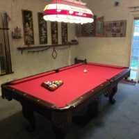 Awesome Deal!!! 7' Pool Table
