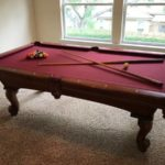 Pool Table - Olhausen