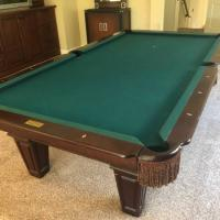 9 Foot Connelly 3 Slate Pool Table